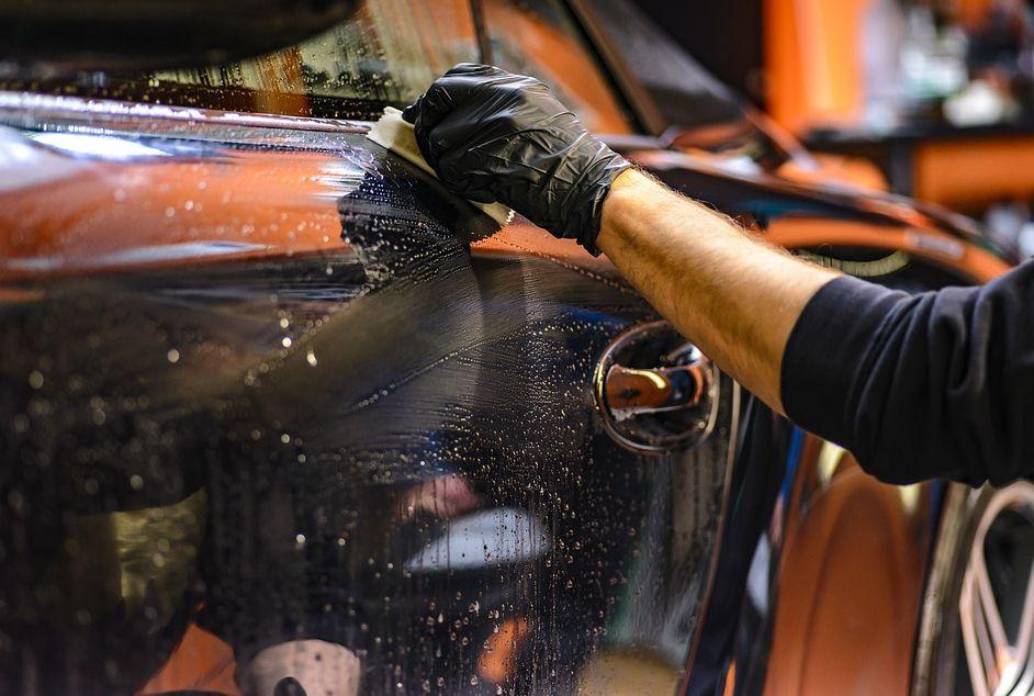 Cara Mencuci body Mobil