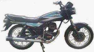 Honda GL-Pro 145 (Black Engine)
