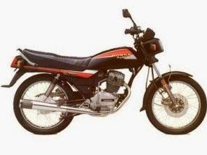 Honda GL-Pro Platina 105cc
