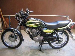 Honda MegaPro 160 Facelift