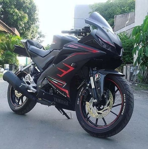 modifikasi r15