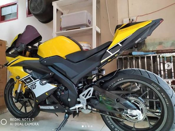 modifikasi r15 yamaha