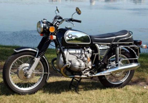 motor kuno BMW 5