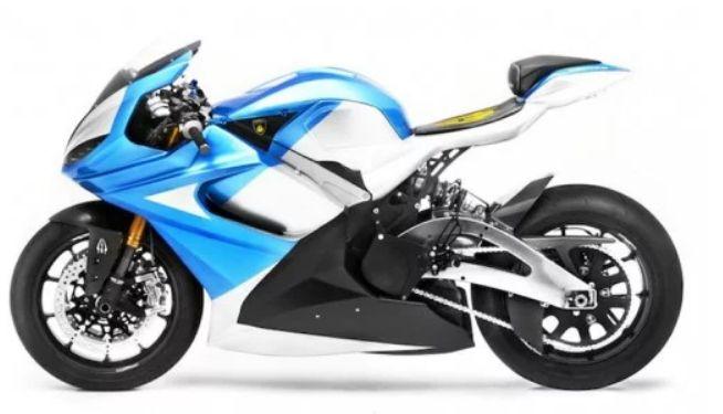 motor listrik tercepat di dunia