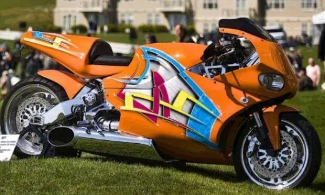 motor tercepat di dunia sepanjang masa