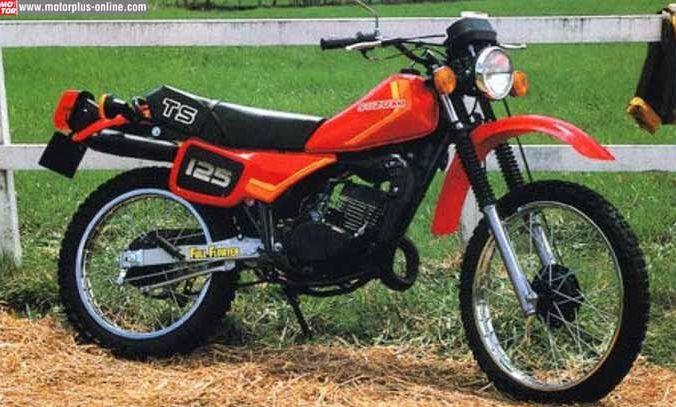 Suzuki TS125ER