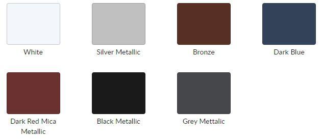 Apa saja warna yang tersedia untuk Toyota Avanza
