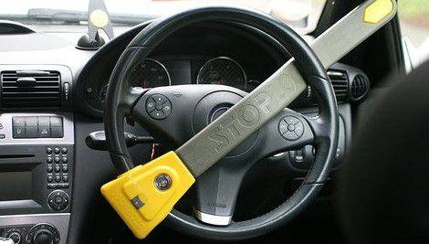 Pengamanan Mobil dari Pencuri