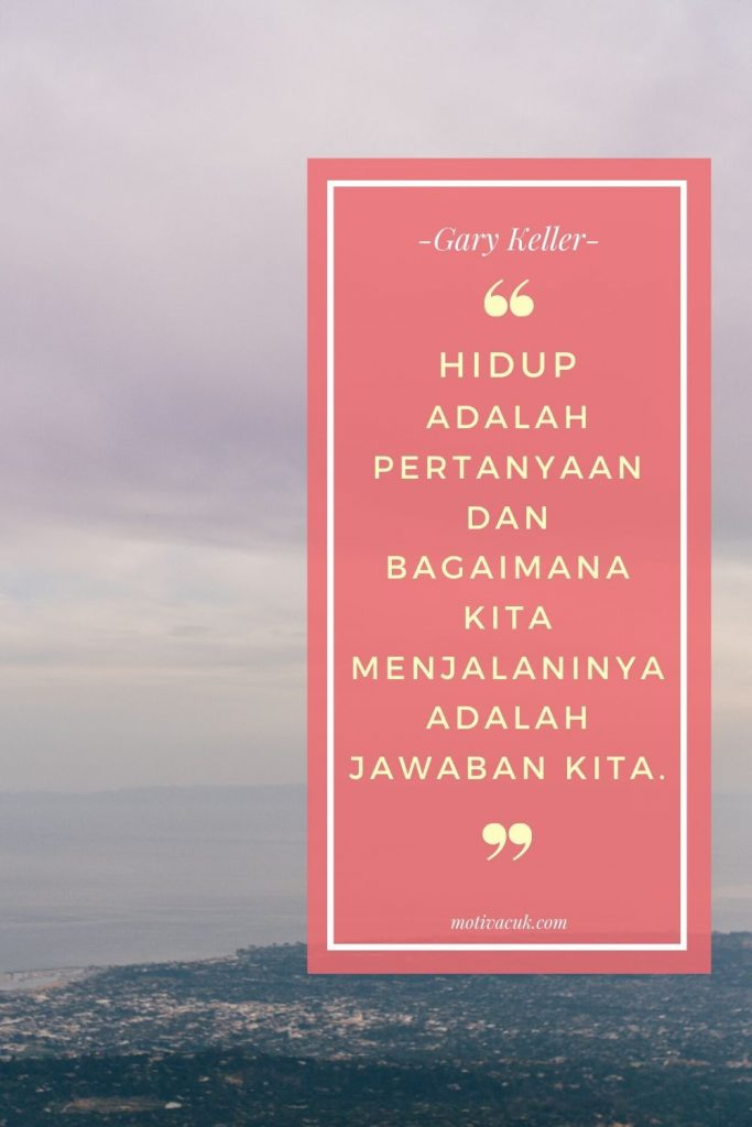 quote terbaik tentang hidup